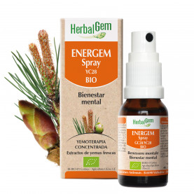 ENERGEM - Spray - 10 ml | Herbalgem