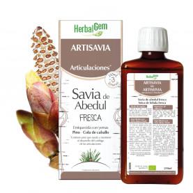 ARTISAVIA - 250 ml | Herbalgem