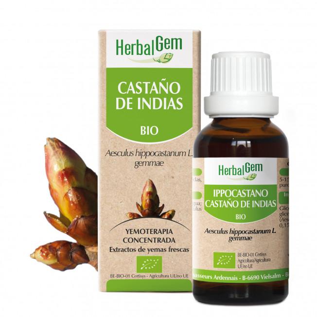CASTAÑO DE INDIAS - 15 ml   Herbalgem