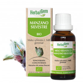 MANZANO SILVESTRE - 50 ml | Herbalgem
