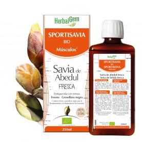 SPORTISAVIA - 250 ml | Herbalgem