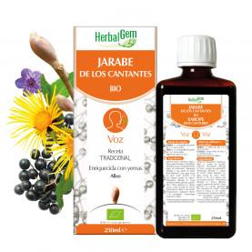 JARABE DE LOS CANTANTES - 250 ml | Herbalgem