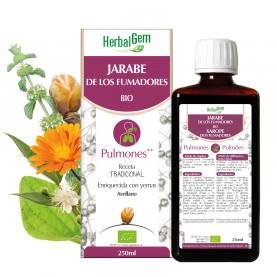 JARABE DE LOS FUMADORES - 250 ml | Herbalgem