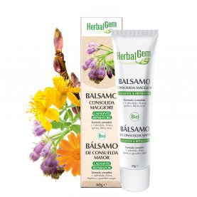 BÁLSAMO CONSUELDA MAYOR - 60 g | Herbalgem