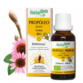 PROPOLEO - JUNIOR  - gotas - 15 ml | Herbalgem