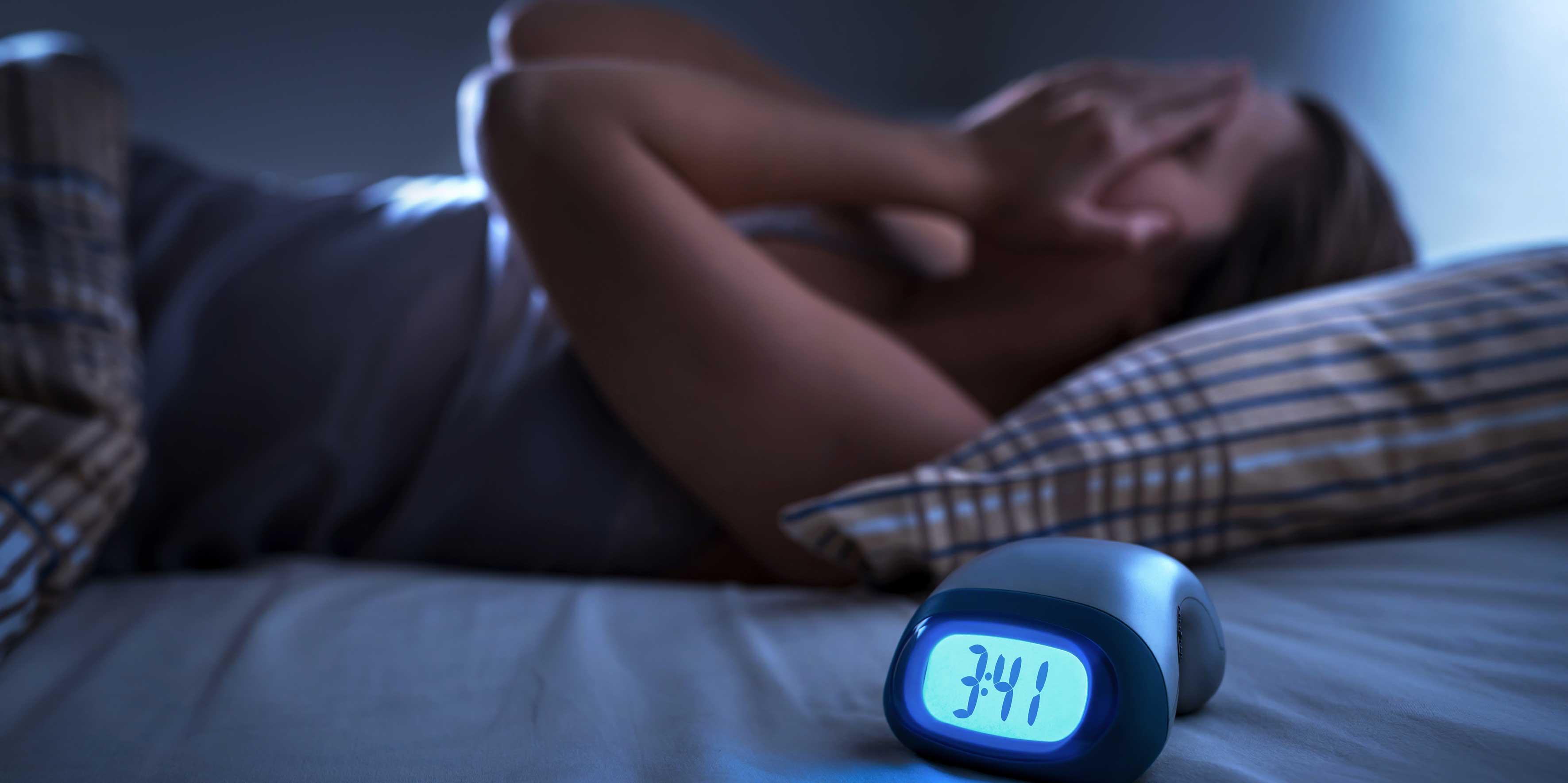Recupera el sueño sin efectos secundarios